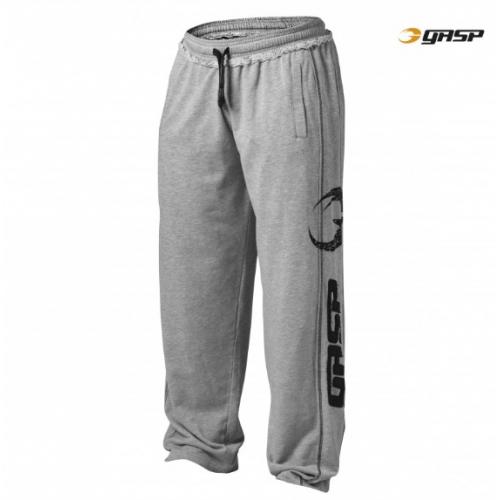 Спортивные брюки GASP Pro Gym Pant (Greymelange)