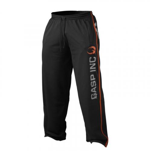 Cпортивные брюки GASP № 89 Mesh Pant (черные)