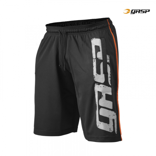Шорты GASP Pro Mesh Shorts (черные)