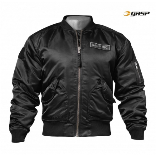 Куртка GASP Utility Jacket (черная)