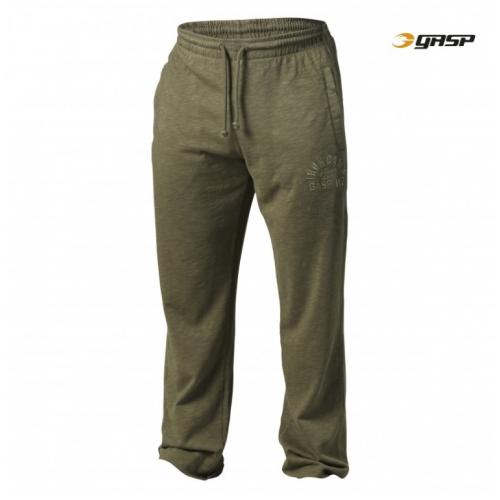 Спортивные брюки GASP Throwback Str. Pant (зеленые)