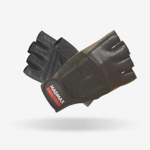 """Перчатки MadMax """"Clasic"""" черные"""