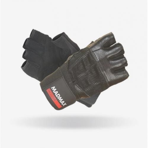 Перчатки MadMax Professional (черные)