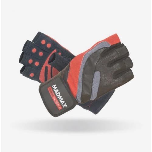 Перчатки MadMax Extreme (черные)