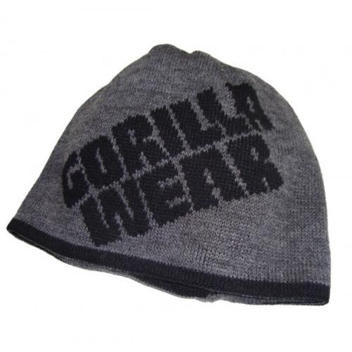 Шапка Gorilla Wear Beanie (серая)
