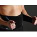 Поясничный бандаж жесткий Rehband 7732 (черно-серый)
