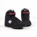 Кроссовки GORILLA WEAR HIGH TOPS GW 90001-bk (черные)