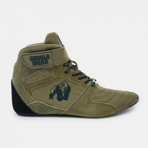 Кроссовки GORILLA WEAR PERRY HIGH TOPS PRO Army Green