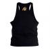 Майка Gorilla Wear Classic (черно золотая, 90104)