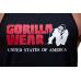 Майка Gorilla Wear Classic Tank Top (черная)
