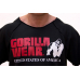 Топ Gorilla Wear Classic Work Out Top (черный)