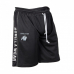Шорты Gorilla Wear Functional Mesh Shorts (черно-белые)