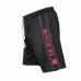 Шорты Gorilla Wear Functional Mesh Shorts (черно-красные)