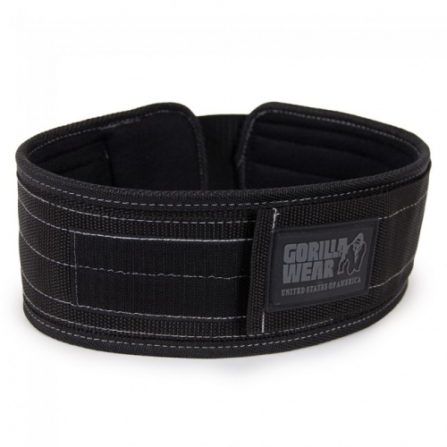 Пояс Gorilla Wear Nylon 4 inch