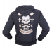 Толстовка Olimp Chopper Skull navy