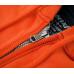 Толстовка Olimp Chopper Skull (оранжевая)