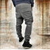 Спортивные брюки Yakuza Splatter Anti Fit Joggers (серые)