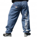 Штаны Brachial Tracksuit Trousers Gym (синие)