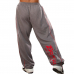 Штаны Brachial Tracksuit Trousers Sign (серые)
