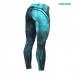 Лосины BB Grunge Tights, Aqua Blue