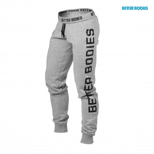 Спортивные брюки BB Slim Sweatpant, Grey Melange