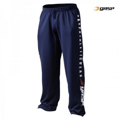 Спортивные брюки GASP Mesh Training Pant (Navy Blue)