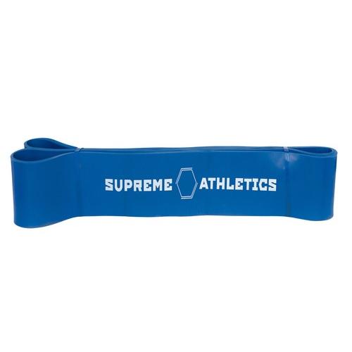 Резиновая петля Supreme Athletics синяя (25-70 кг)