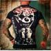 Футболка Yakuza Scrap T-Shirt bk