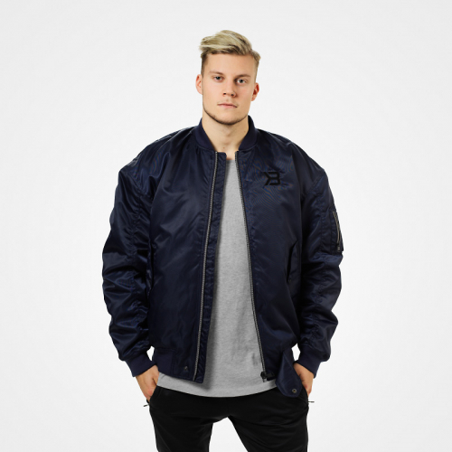 Уличная куртка Astor Bomber Jacket (Dark Navy, 120882-591)