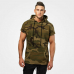 Толстовка Better Bodies Bronx T-shirt hoodie (Military camo, 120886-613)