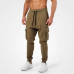 Брюки Better Bodies Bronx cargo sweatpant, Khaki green (Код: 120893-670)