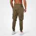 Брюки Better Bodies Bronx cargo sweatpant (зеленый хаки)