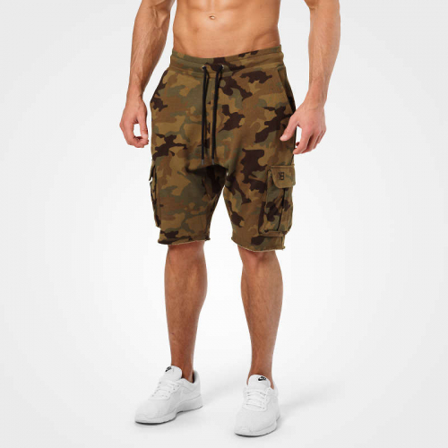 Шорты Better Bodies Bronx cargo shorts, Military camo (Код: 120894-613)