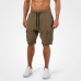 Шорты Better Bodies Bronx cargo shorts (зеленый хаки, 120894-670)