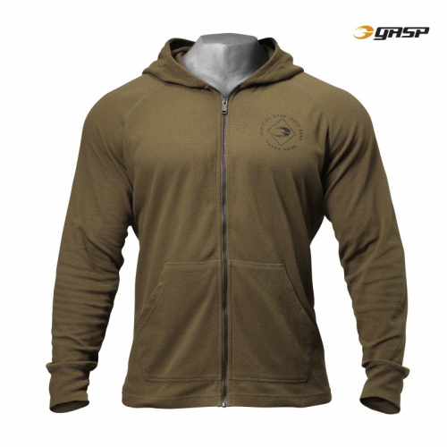 Толстовка GASP Legacy Thermal (Military Olive, 220813-679)