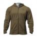 Толстовка GASP Annex zip hood (Military olive, 220830-679)
