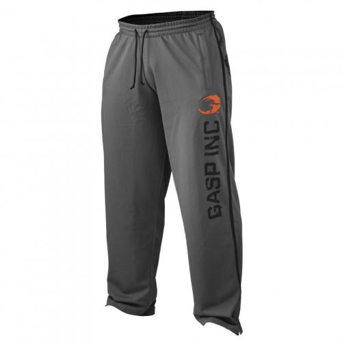Cпортивные брюки GASP №89 Mesh Pant (серые)