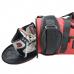 Спортивная сумка Brachial Sports Bag Travel (красная)