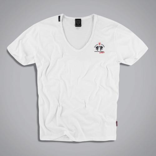 Футболка мужская BRONSON III T-SHIRT (Белый)