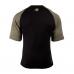 Футболка Gorilla Wear Texas (черный-зеленый)