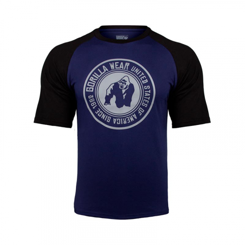 Футболка Gorilla Wear Texas (темно-синий)