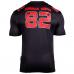 Футболка Gorilla Wear Fresno (красно-черный)