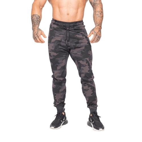Спортивные брюки Better Bodies Tapered Joggers V2, Dark Camo