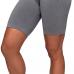 Шорты Better Bodies Rib Seamless Shorts (Grey Melange)