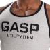 Спортивная майка GASP Ribbed T-Back, Grey